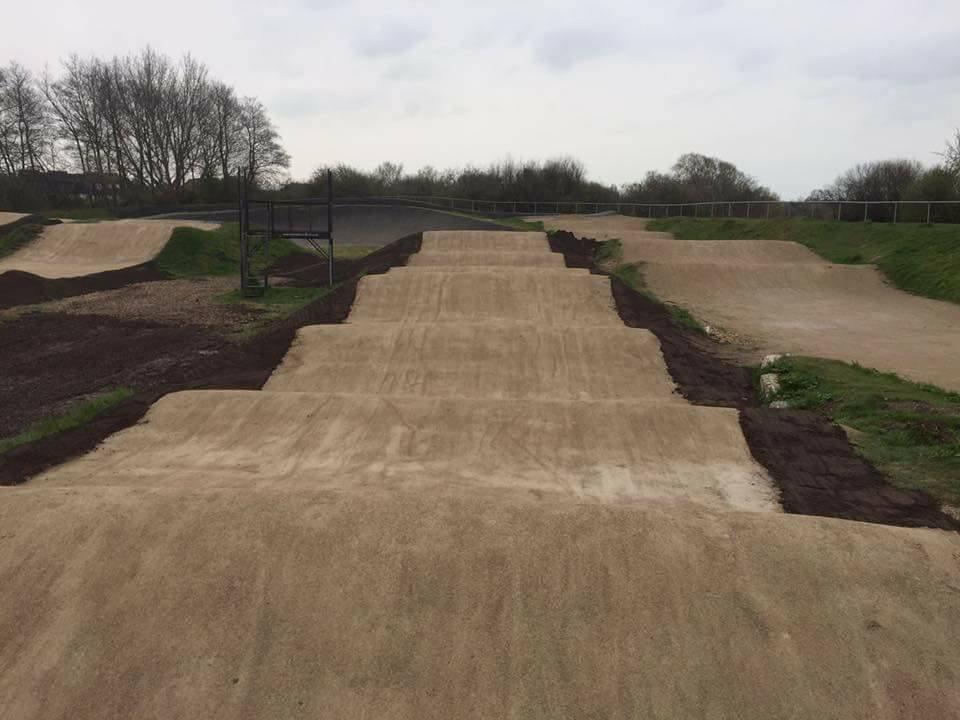 Dirtworks BMX - Bournemouth Build 6