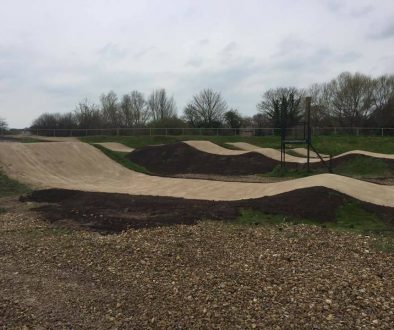 Dirtworks BMX - Bournemouth Build 3