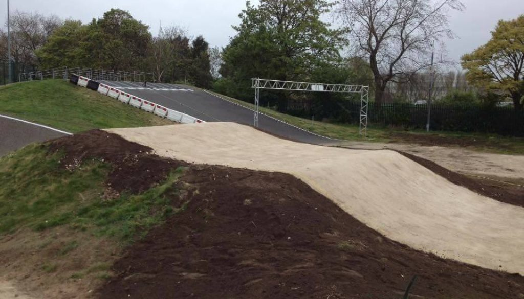 Dirtworks BMX - Doncaster Build
