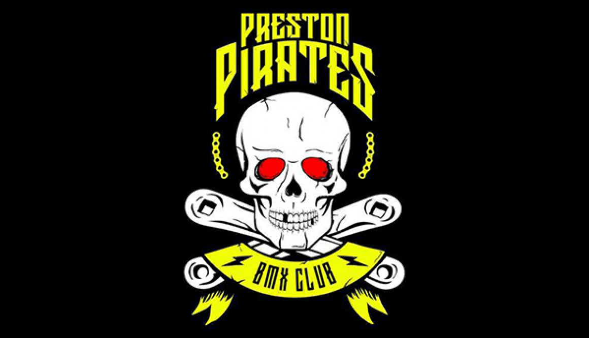 Dirtworks BMX - Preston Pirates BMX - Logo