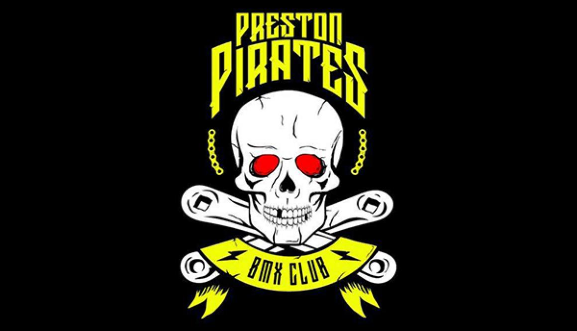 Dirtworks BMX - Preston Pirates BMX - Logo