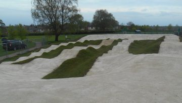 Dirtworks BMX Midlands Pump Track - Featured Image